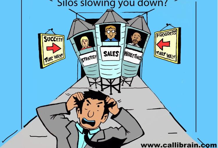 silo-mentality
